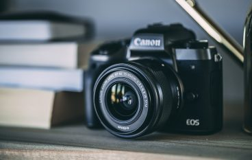 Canon EOS M5 Giveaway: Win A Canon EOS M5 [CLOSED]