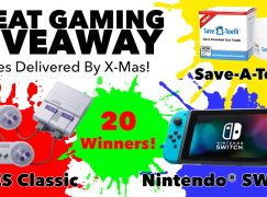 Great Gaming Giveaway: Win A Nintendo Switch [CLOSED]