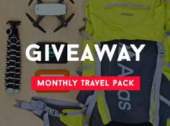 GNARBOX Monthly Giveaway: Win A DJI Spark And More [CLOSED]