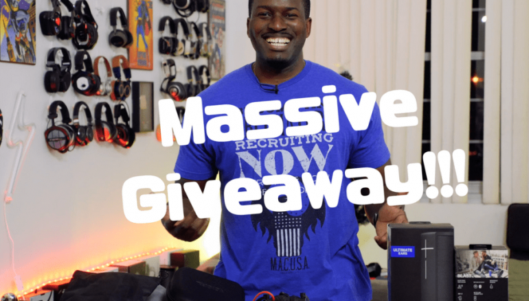 Massive End Of The Year Giveaway: Win Watches, Speakers, Headphones And More! [CLOSED]