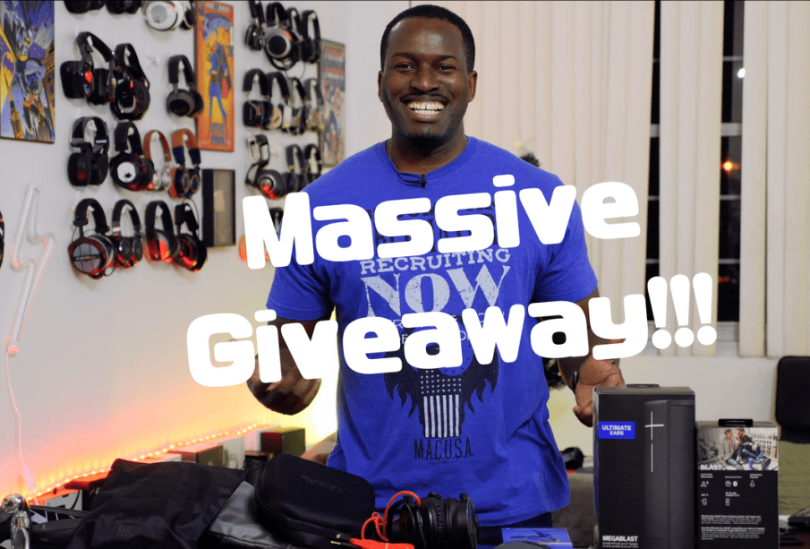 massive end of the year giveaway