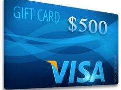 CRI $500 Visa Card Giveaway: Win A $500 Visa Card [CLOSED]