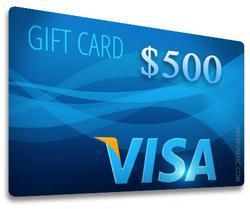 win a 500 visa gift card