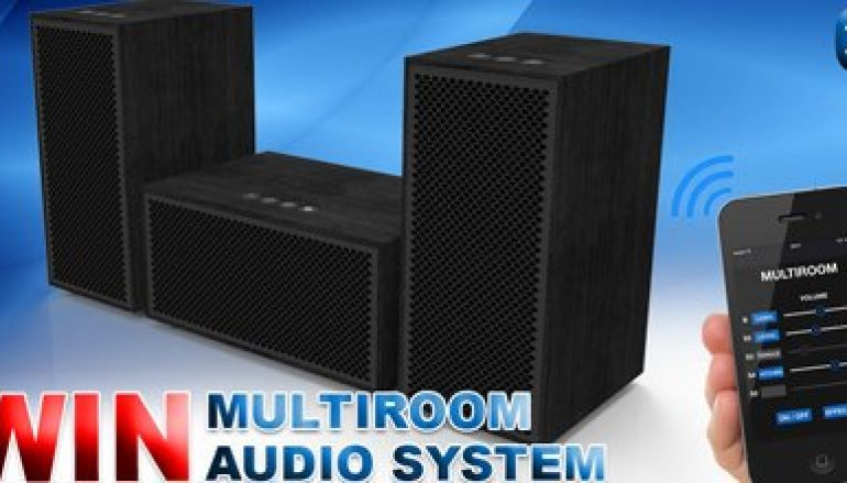 AVX Monthly Giveaway: Win A Multi-Room Audio System [CLOSED]