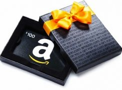 $100 Amazon Gift Card Giveaway: Win A $100 Amazon Gift Card [CLOSED]
