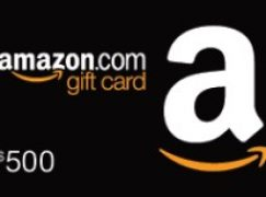 Fantastic $500 Amazon Giveaway: Win A $500 Amazon Gift Card [CLOSED]