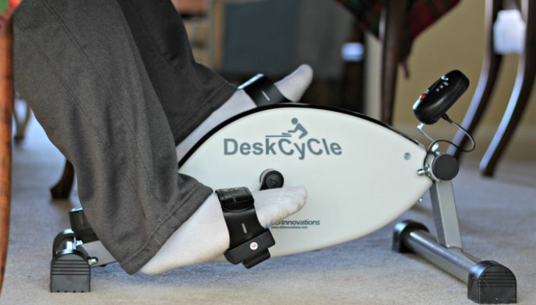 DeskCycle Giveaway: Win A DeskCycle [CLOSED]
