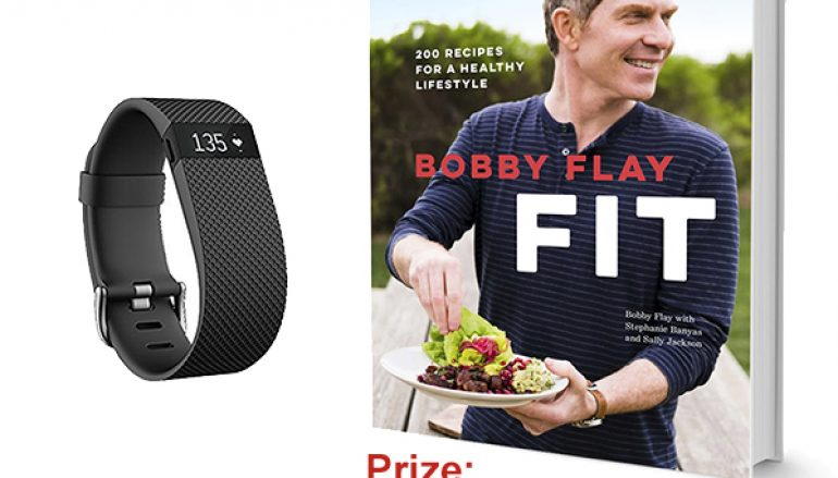 Fitbit Charge Giveaway: Win A FitBit Charge [CLOSED]