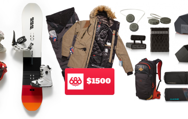 Passport To Ride Contest: Win A Snowboarding Trip To Utah And $1,500 Shopping Spree [CLOSED]