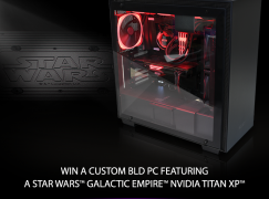 Star Wars Galactic Empire BLD PC Giveaway: Win A Custom Gaming PC [CLOSED]