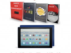 David Burkus Kindle Fire Giveaway: Win A Kindle Fire [CLOSED]