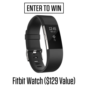fitbit watch giveaway