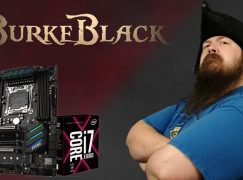 BurkeBlack i7-7740X // MSI X299 Motherboard Giveaway: Win A MSI i7 [CLOSED]