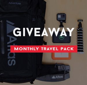 travel pack giveaway