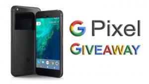 Google Pixel 2 Giveaway