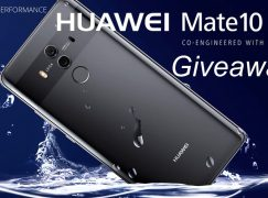 Huawei P20 Pro International Giveaway: Win A Huawei P20 Pro [CLOSED]