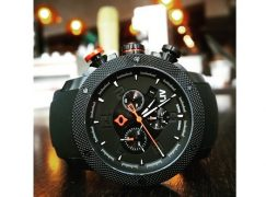 Liv Watches Giveaway: Win A Liv GX1 Swiss Chrono Watch [CLOSED]