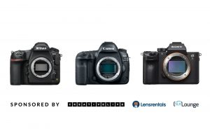 Nikon Canon Sony DSLR Giveaway