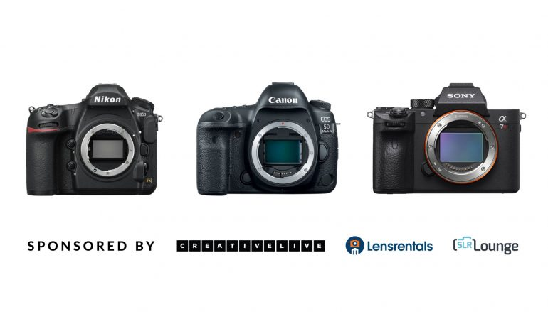New Year, New Gear Giveaway: Win Your Choice Of A Nikon D850, Canon 5D Mark IV Or Sony A7R3 [CLOSED]