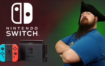 BurkeBlack's Nintendo Switch Giveaway: Win A Nintendo Switch [CLOSED]