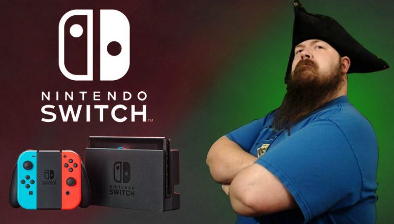 BurkeBlack's Nintendo Switch Giveaway: Win A Nintendo Switch [CLOSED]