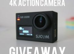 GeekSkills SJCAM SJ6 Legend Action Camera Giveaway: Win A SJCAM SJ6 [CLOSED]