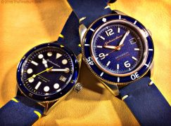 The Time Bum Double Spinnaker Giveaway: Win A Pair Of Spinnaker Watches [CLOSED]