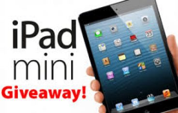 ActualTechno iPad Mini International Giveaway: Win An iPad Mini [CLOSED]