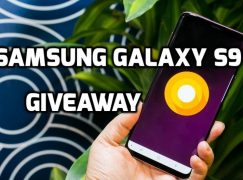 Samsung Galaxy S9 International Giveaway: Win A Samsung Galaxy S9 [CLOSED]