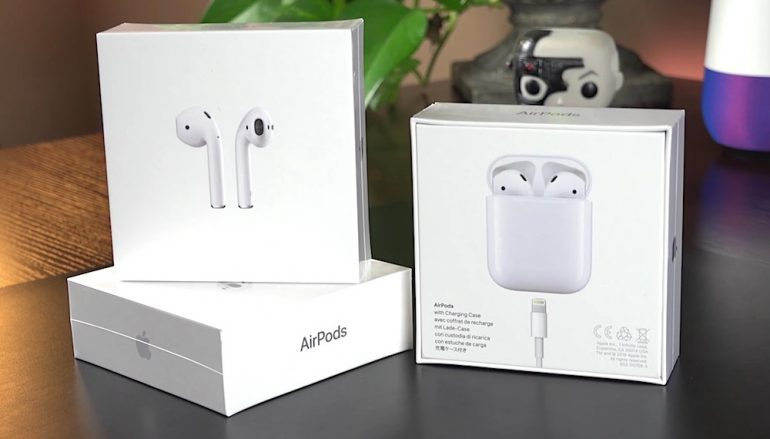 iDrop News Airpods Giveaway: Win Apple Airpods [CLOSED]