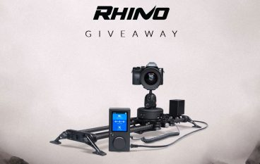 Adventure Filmmaker Giveaway: Win A Rhino Slider EVO Bundle [CLOSED]