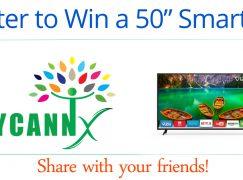 McCannX Vizio 4K TV Giveaway: Win A 50″ 4K Vizio TV [CLOSED]