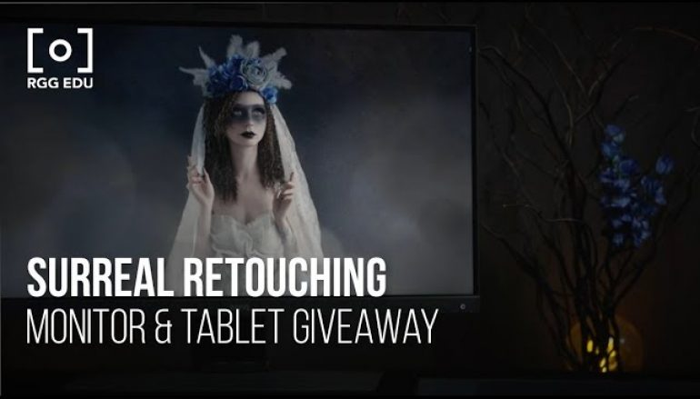 Surreal Retouching Giveaway: Win A BenQ Monitor And Wacom Tablet [CLOSED]