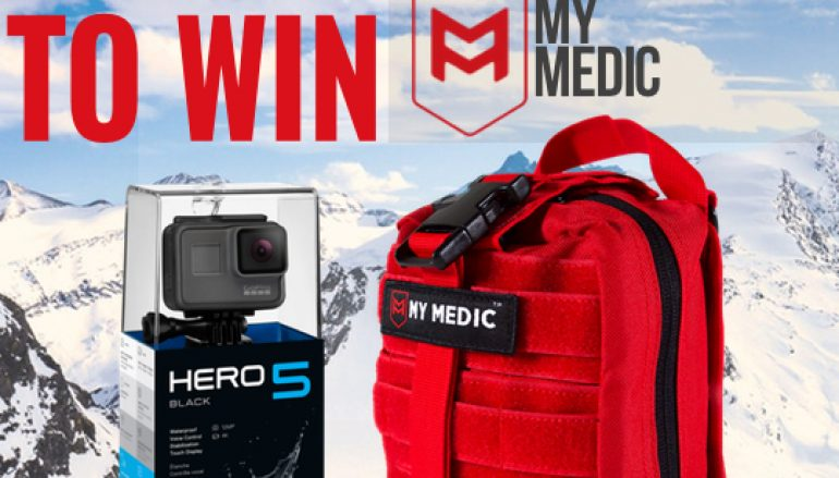 MyMedic Giveaway: Win A GoPro Hero5 [CLOSED]