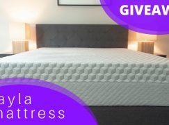 Layla Mattress Ultimate Giveaway: Win A Mattress Of Your Choice! [CLOSED]