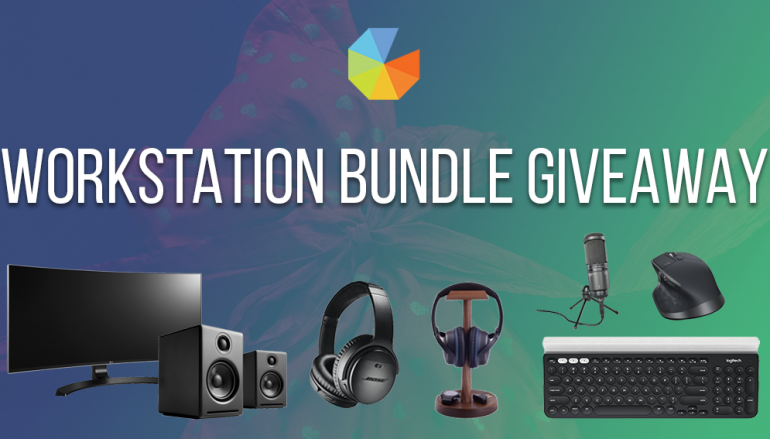 Workstation Bundle Giveaway: Win An LG Curved PC Monitor, Bose Wireless Headphones, Audioengine Speakers, And More! [CLOSED]