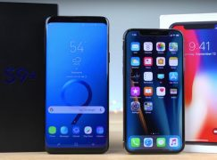 GizmoJoy.com's Grand Opening iPhone X and Galaxy S9 Plus Giveaway: Win Your Choice Of An iPhone X Or Samsung Galaxy S9 (Two Winners) [CLOSED]