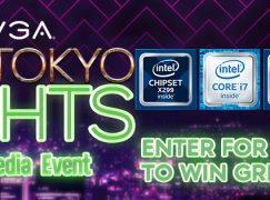EVGA Neo Tokyo Night Social Media: Win A EVGA Computer Bundle Packages [CLOSED]
