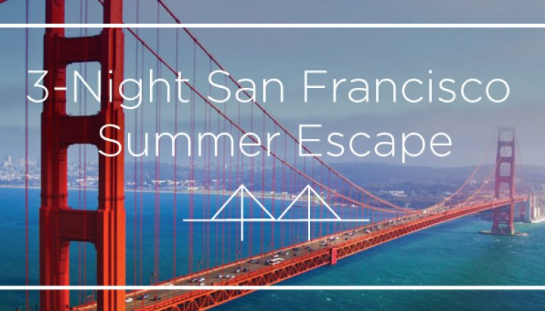 KindTraveler SF 3 Night Escape: Win A Trip To San Francisco [CLOSED]