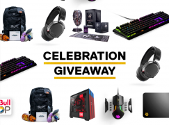 Steelseries Giveaway: Win TONS Of Computer And Gaming Gear (100+ Winners) [CLOSED]