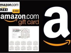 SantaMedical $100 Amazon Gift Card Giveaway: Win A $100 Amazon Gift Card [CLOSED]