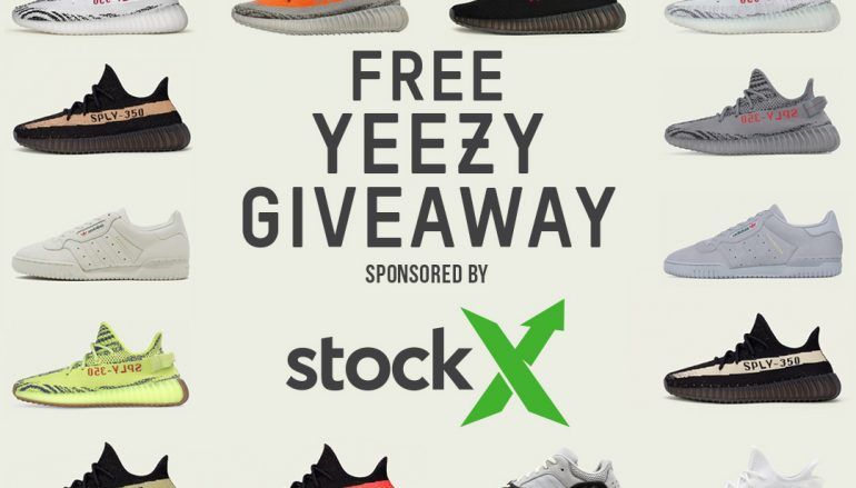 StockX Yeezy Giveaway: Win A Pair Of Yeezy [CLOSED]