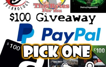 Dragon Blogger $100 Giveaway: Win A $100 Gift Card Of Your Choice [CLOSED]