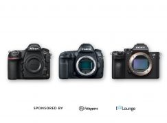 SLR Lounge 2018 Camera Giveaway: Win Your Choice Of Canon 5D Mark IV, Nikon D850 or Sony A7RIII [CLOSED]