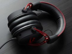 Prizetopia Kingston HyperX Cloud Alpha Headset Giveaway: Win A Kingston HyperX Cloud Alpha Headset [CLOSED]