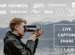 Live Capture Share Giveaway: Win TONS Of Camera Gear And Trip To Ireland [CLOSED]