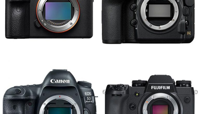Bokeh and Brews Camera Giveaway: Win Your Choice From Sony a7RIII, a Nikon D850, a Canon 5D Mark IV or a Fujifilm XH-1 [CLOSED]