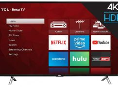 Fame Project 49-Inch 4K Ultra HD LED TV Giveaway: Win A 49-Inch 4K Ultra HD Roku Smart LED TV [CLOSED]