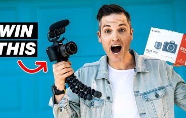 YouTube Secrets Giveaway: Win A Canon M50 Bundle [CLOSED]