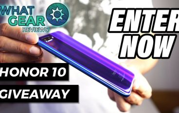 Honor 10 – WhatGear Giveaway: Win A Huawei Honor 10 [CLOSED]